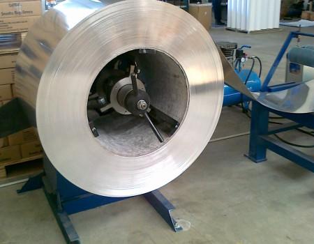 Aluminum Valley Liner